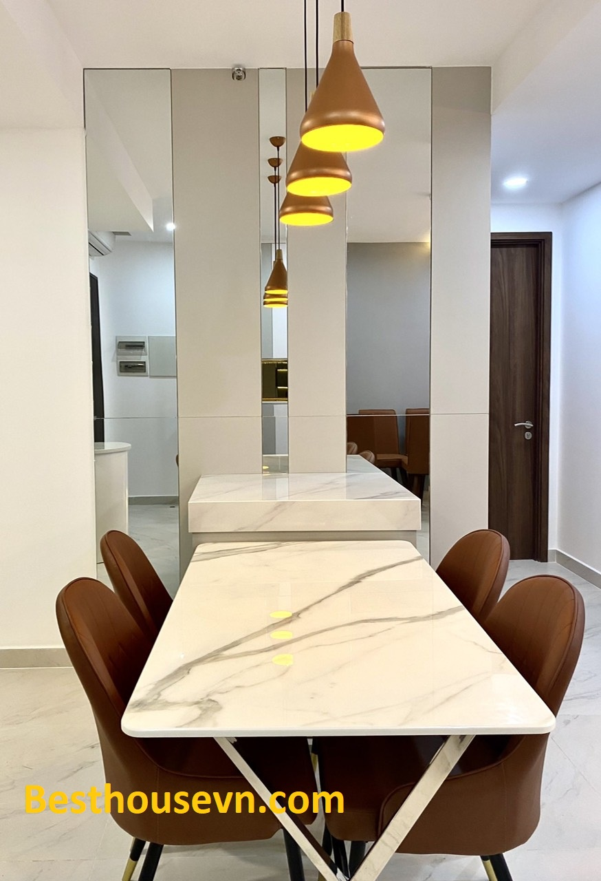 Beautiful-apartment-in Midtown-110sqm-hcmc