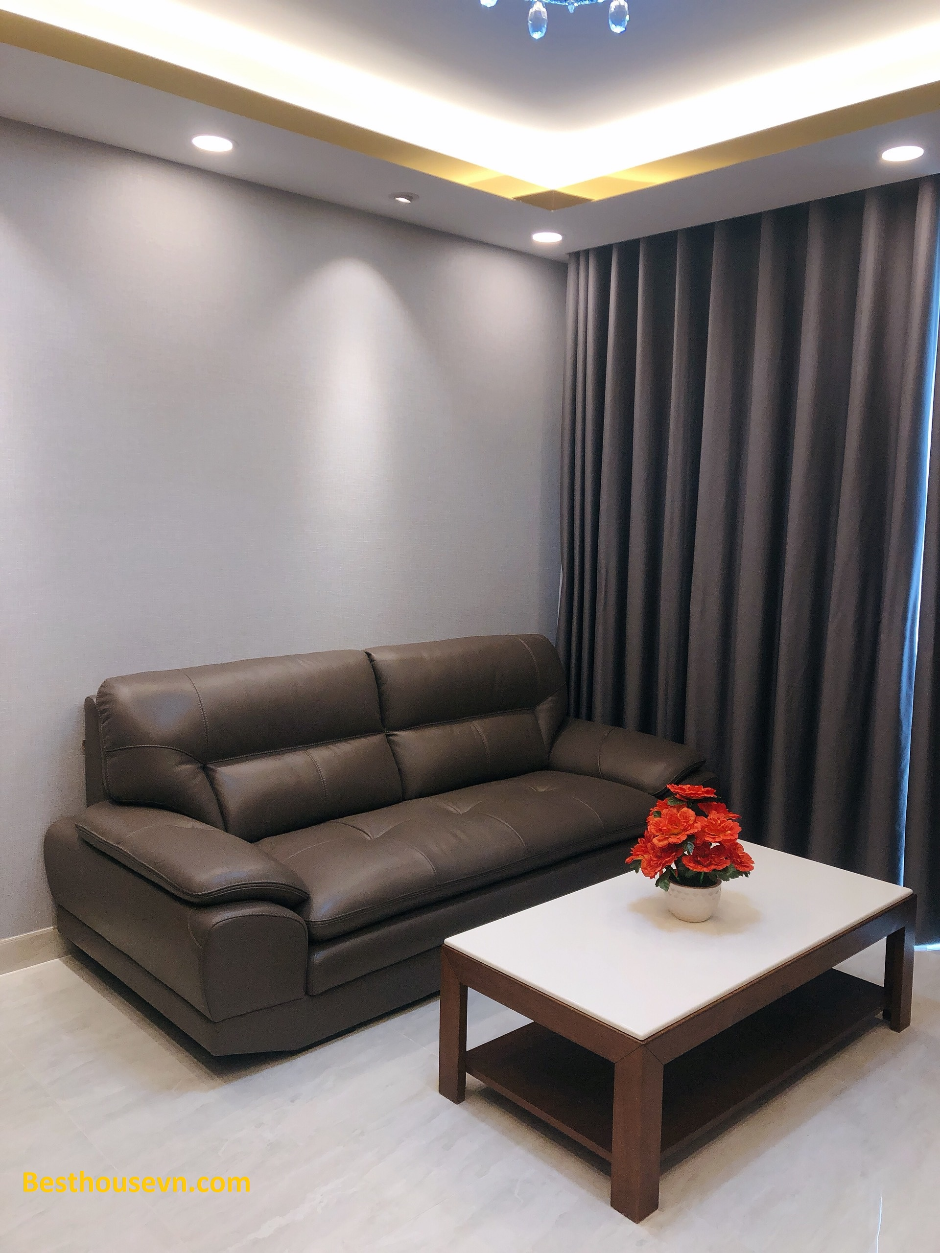 Luxury Hung phuc 97 sqm apartment for rent in district7