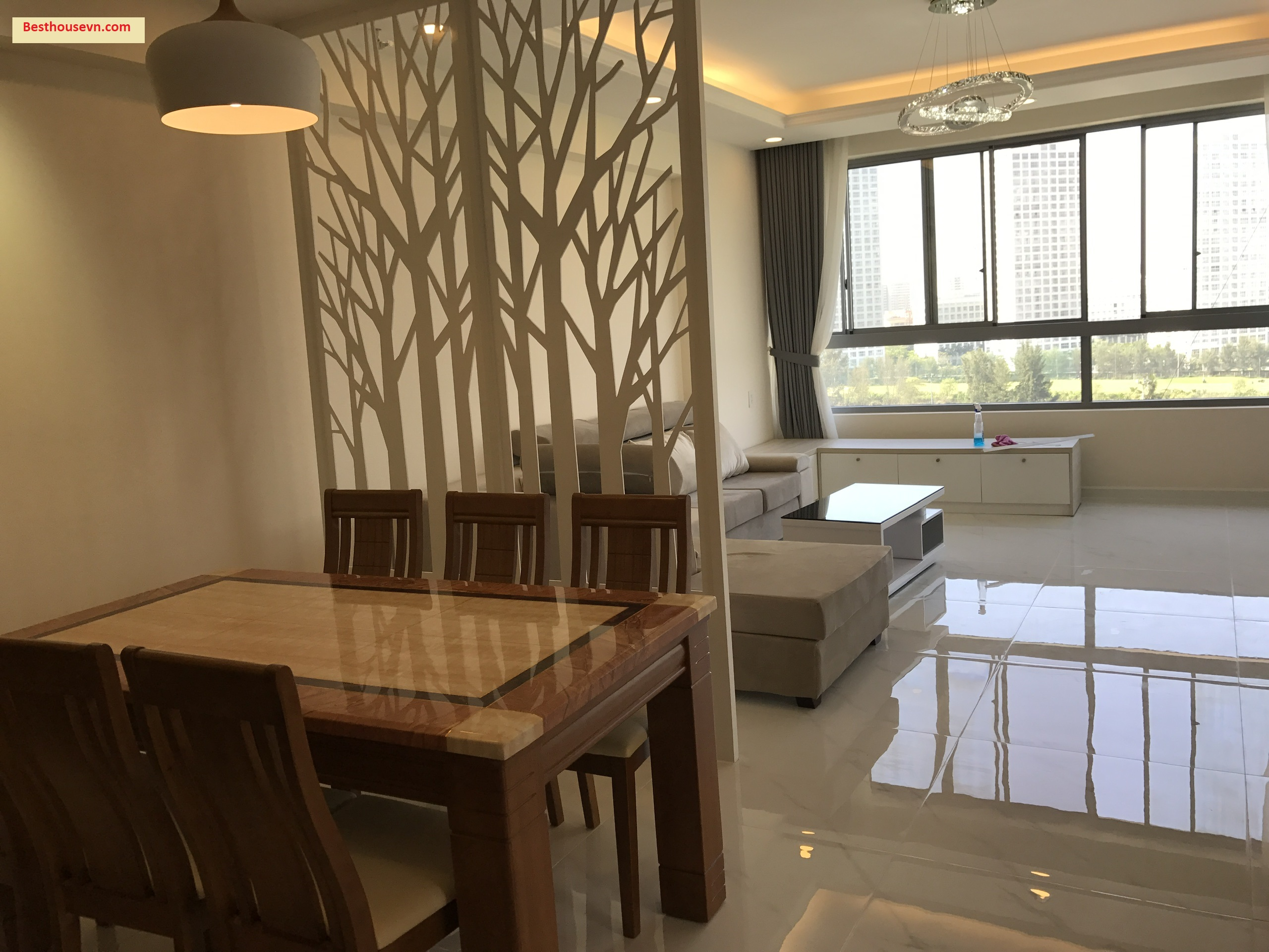 big size apartment for rent in green valley