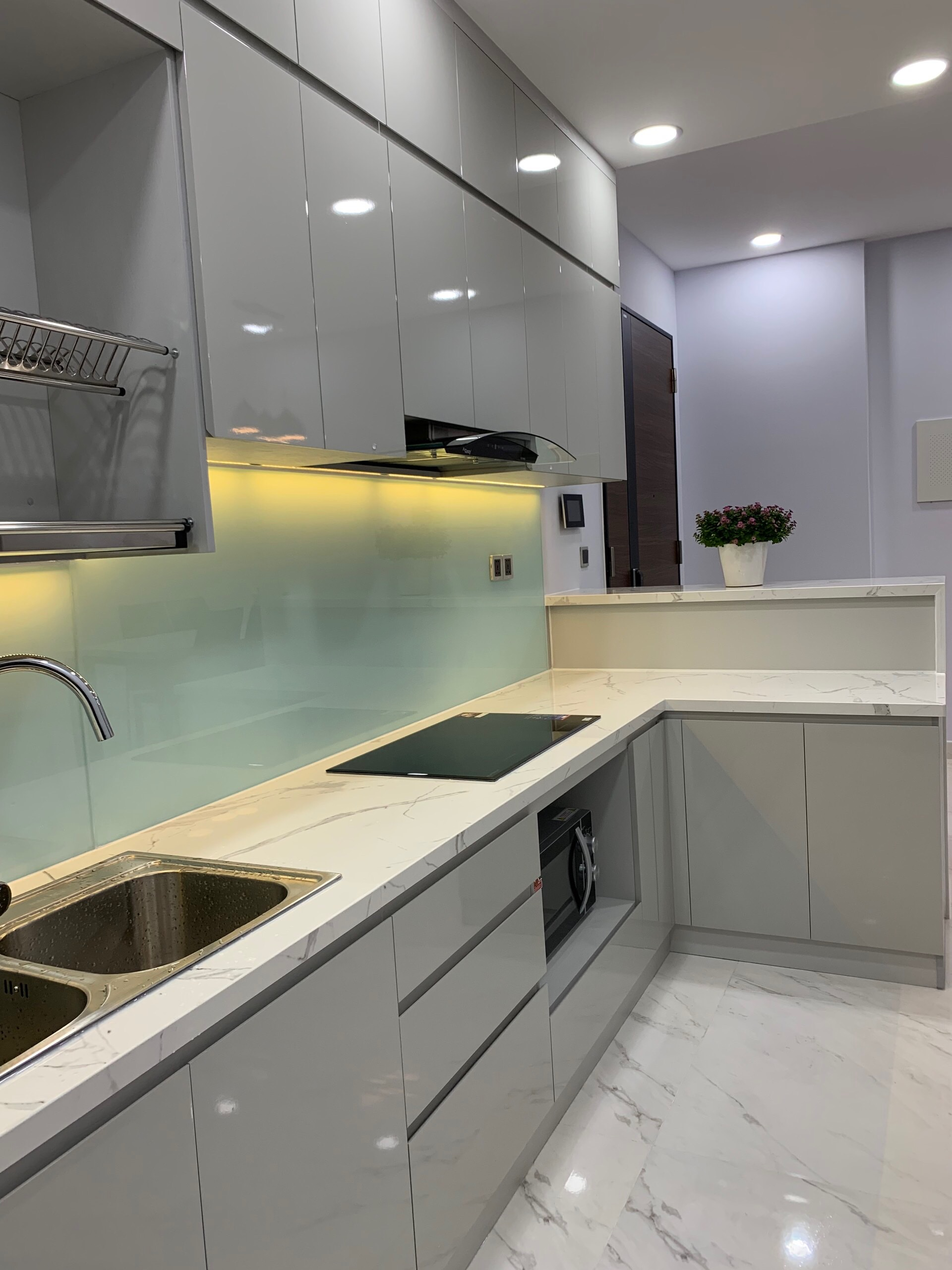 Midtown for rent In Phu MY HUng