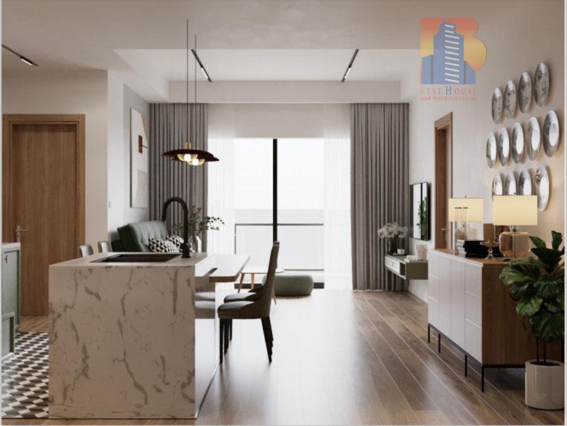 Luxury Midtown M7 apartment District 7