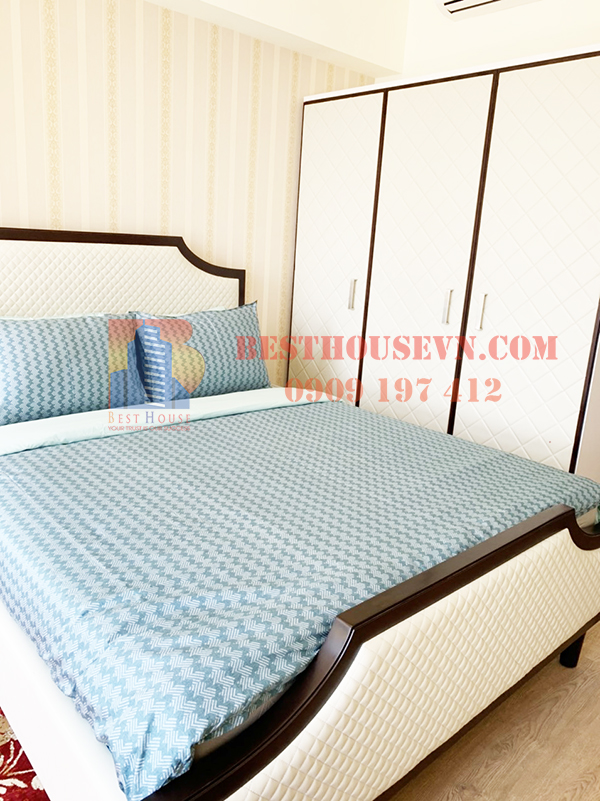 Midtown fully furnished apartment for rent District 7