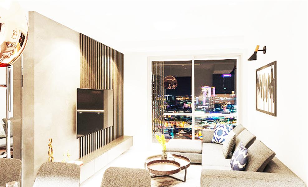 Rent Midtown M7 classy apartment Phu My Hung