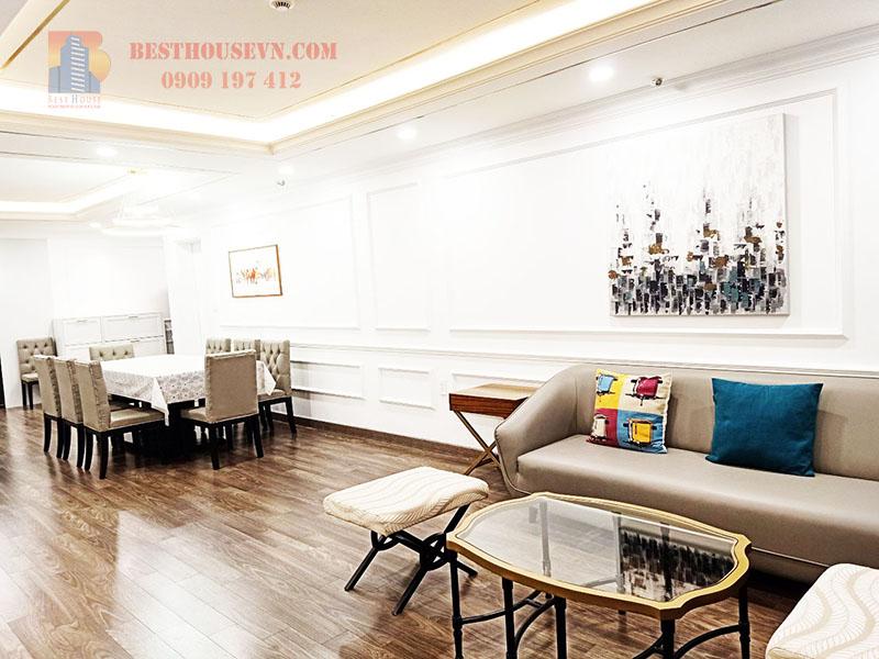 Rent Nam Phuc  apartment beautiful view luxury interior