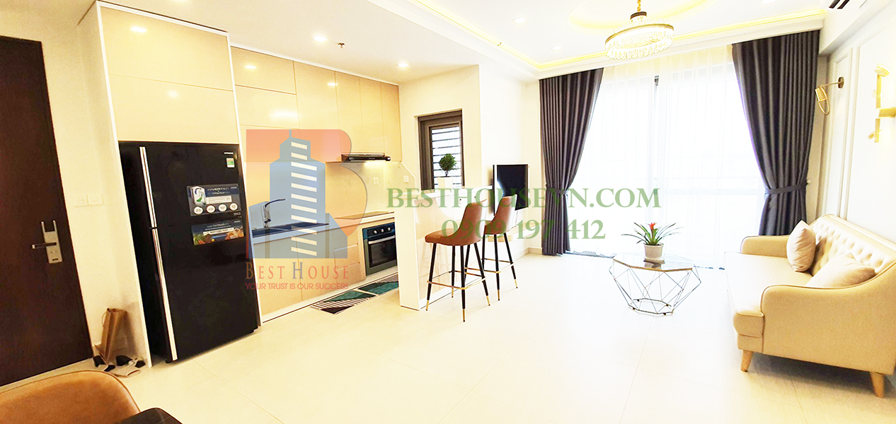 Cheap and beautiful Urban Hill apartment for rent District 7