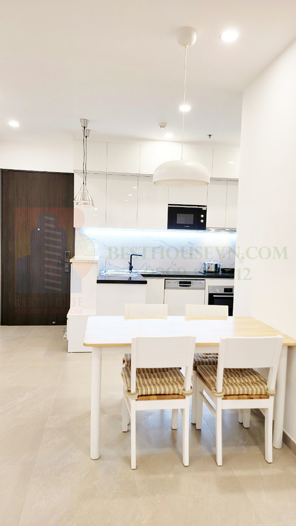 Rent Happy Residence Premier nice apartment for rent District 7